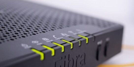 router para fibra
