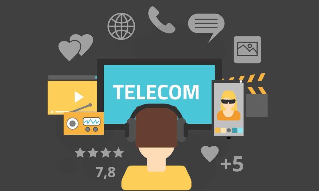 Telecom VS COVID